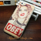 Carcasa plastic iPhone 6 (4.7) OBEY