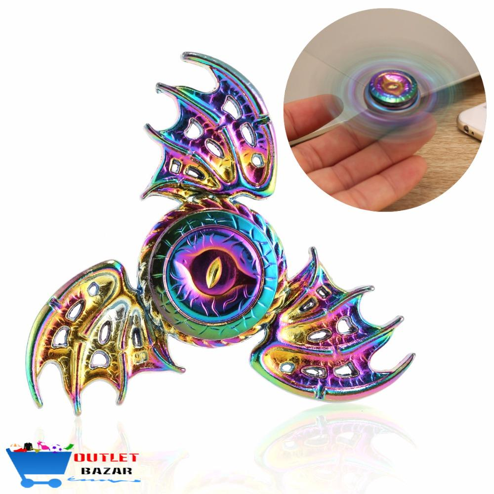 Fidget Spinner Metal