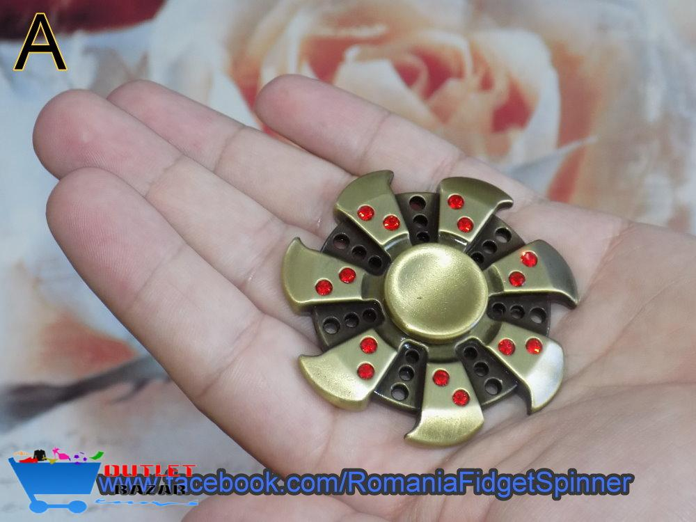 Fidget Spinner Diamond Darts