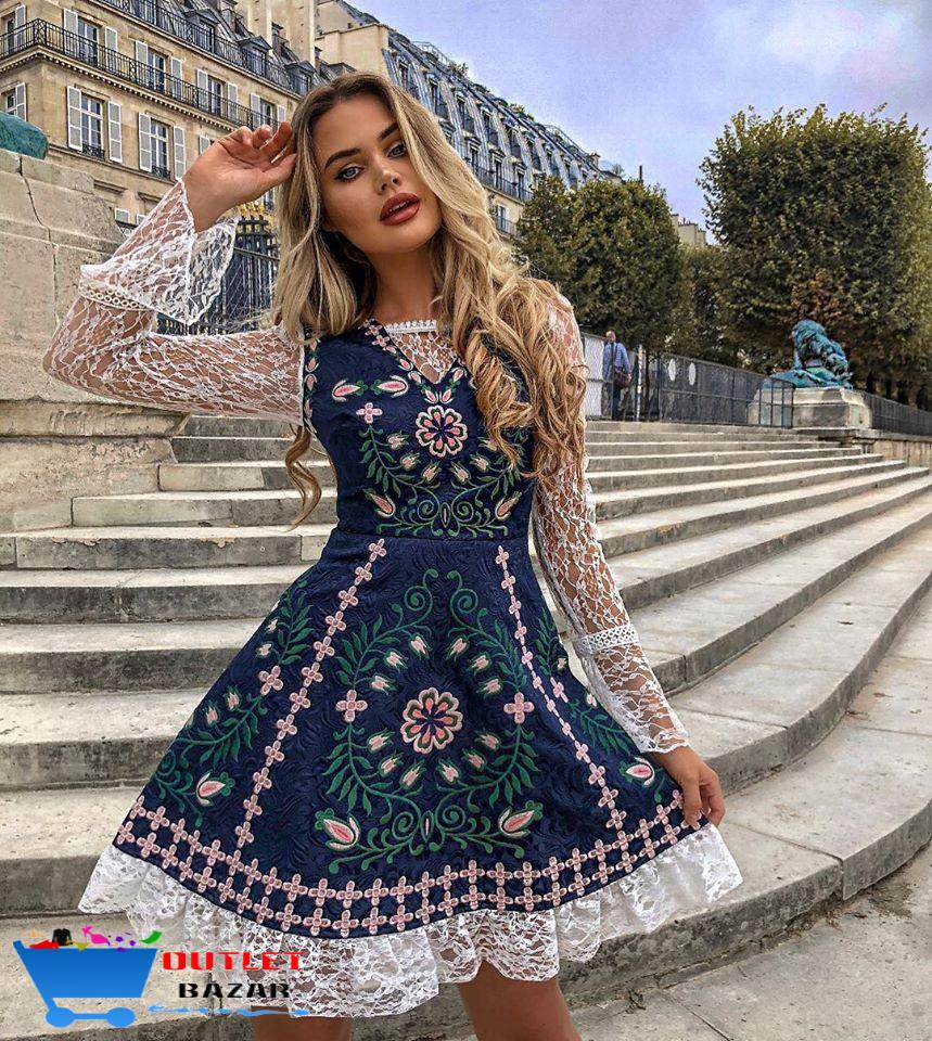 Rochie Comino Couture Floral
