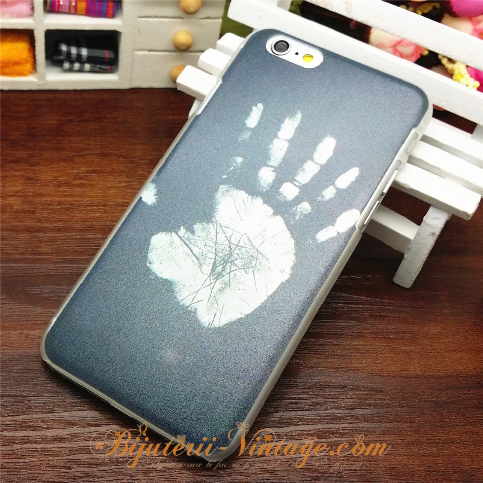 Carcasa plastic iPhone 6 (4.7) Hand
