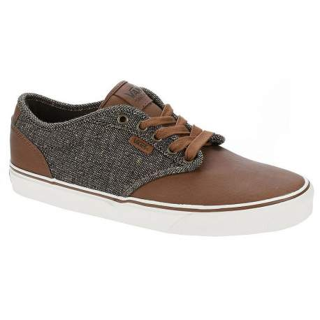 VANS Atwood Deluxe Tweed Brown